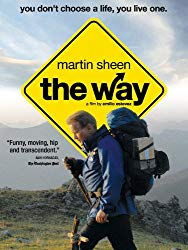 Book cover the way pilgrim