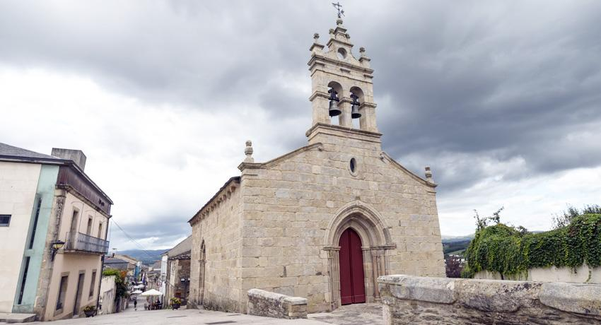 Church of San Salvador